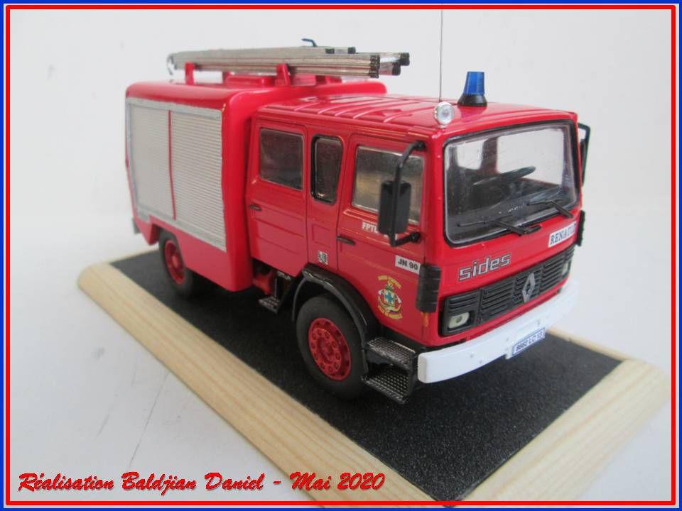 BMPM  : explosion Boulevard Perier le 5 février 1985  (1:43 - par Daniel Baldjian)