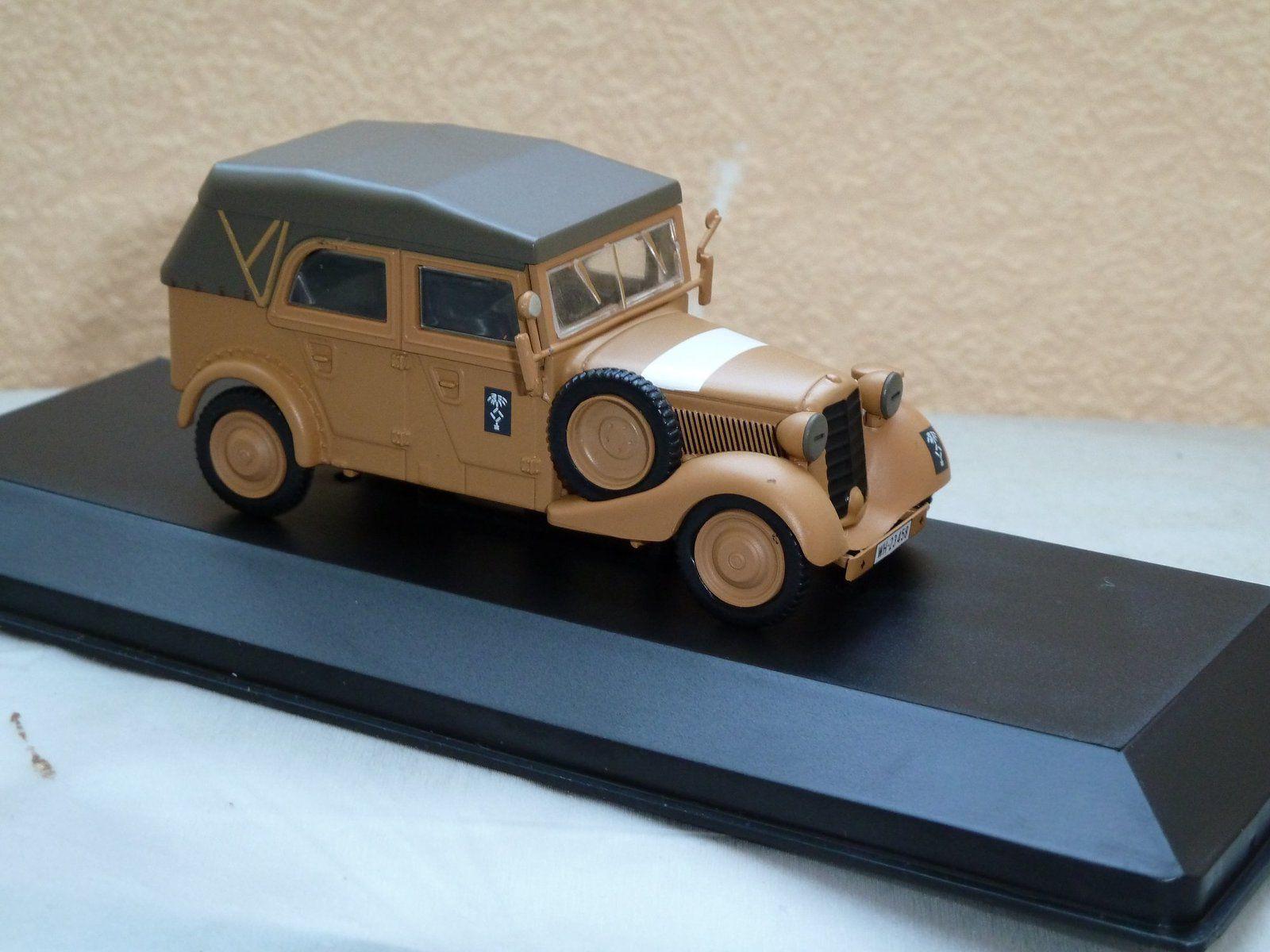 Mercedes 170 VK  au 1/43 (Altaya)