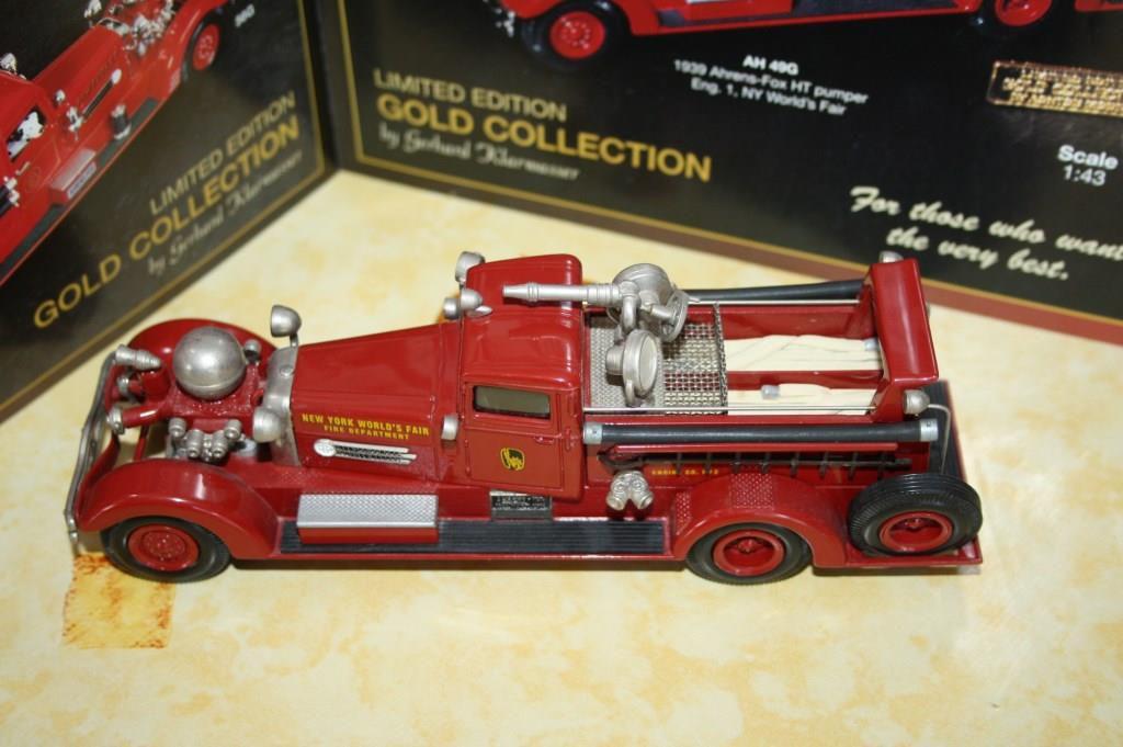 Camion pompe-citerne Ahrens-Fox HT des pompiers de New York (1938)