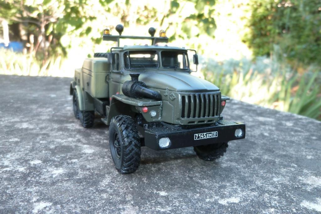 Ural-4320 6x6 BRO (Kimmeria - 1/43 - par Hervé C. & Kamal)