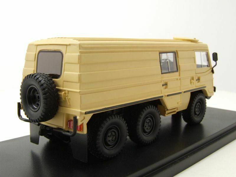 Steyr Puch Pinzgauer 712K 6x6 (1/43 - Neo Models)