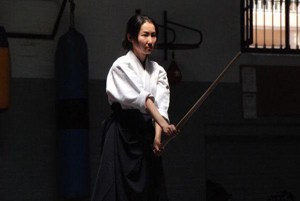 La place des femmes dans les pratiques martiales