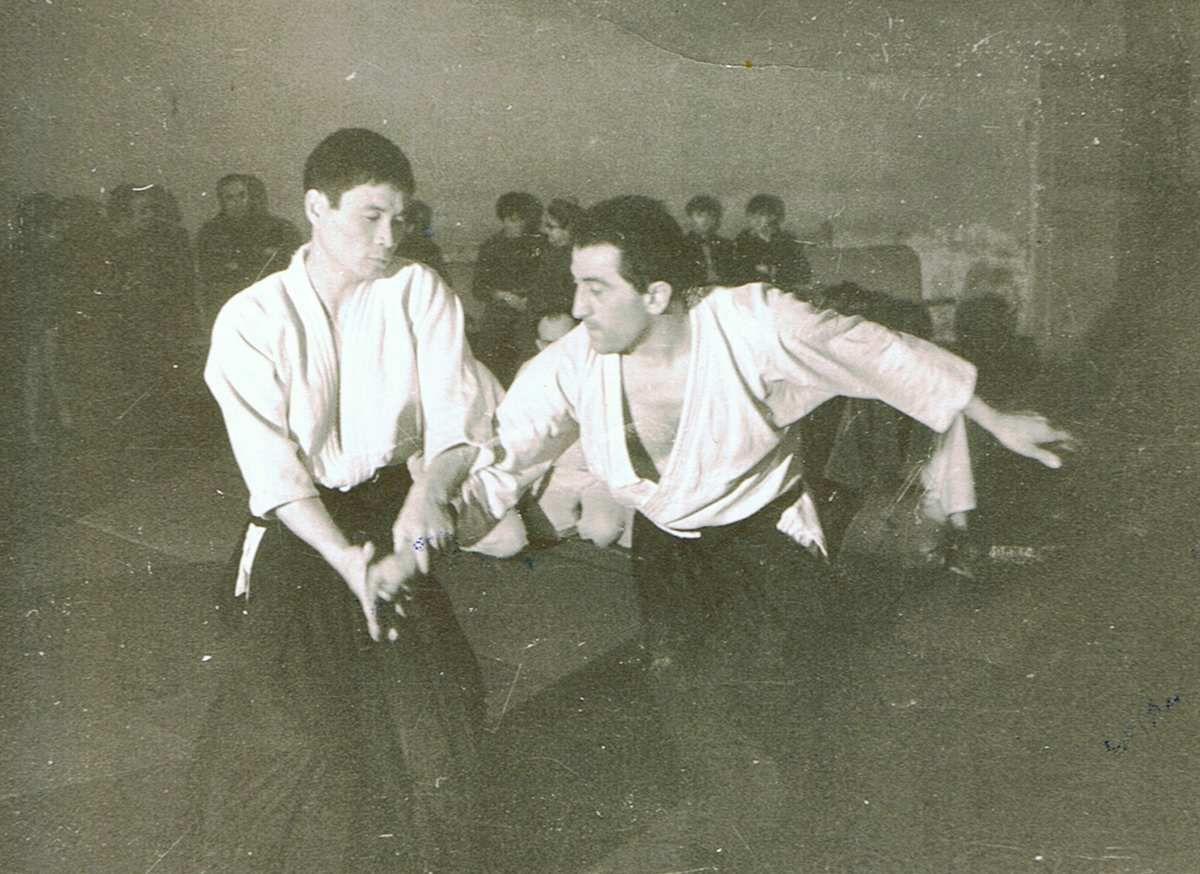 Tamura Nobuyoshi et Robert Blanquer