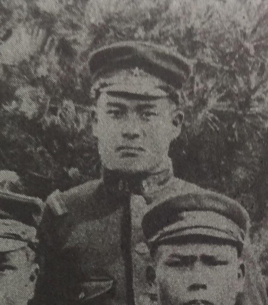Ueshiba Moriheï militaire