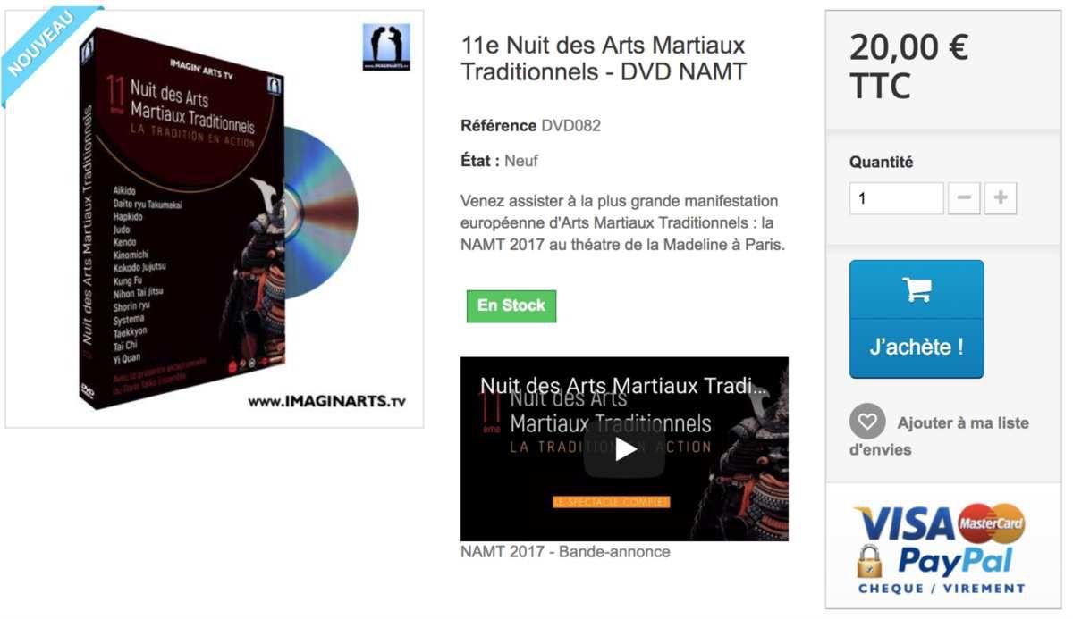 11ème Nuit des Arts Martiaux Traditionnels 2016 NAMT Karaté Aïkido