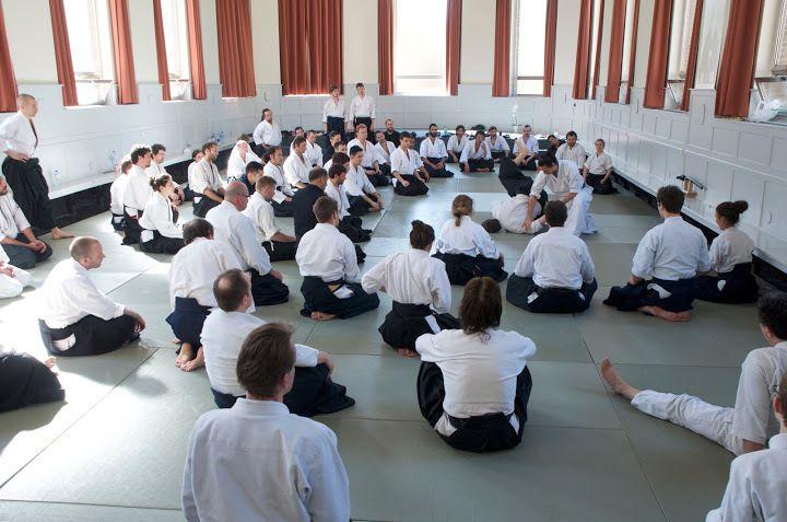 Leo Tamaki Aikido Budo art martial