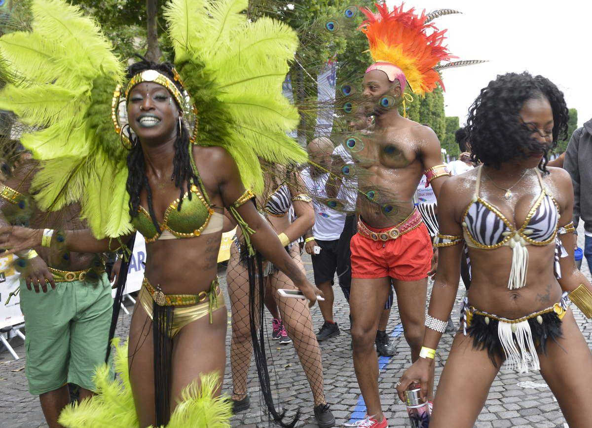 Kou Bouyon de Martinique
