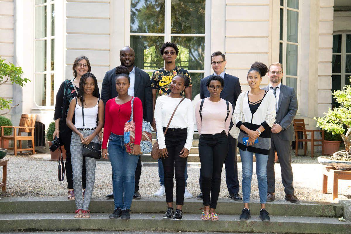 Jeunes ambassadeurs de l'engagement associatif