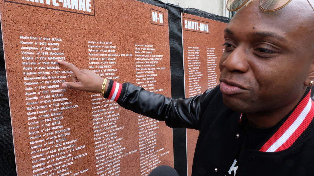 Bientôt un mur des noms aux Tuileries...