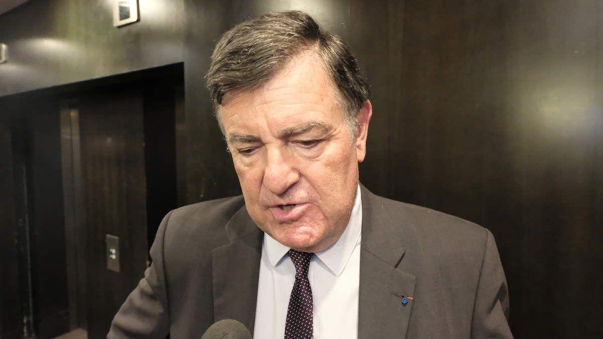 Jean-Pierre Philibert de la FEDOM a été promu officier
