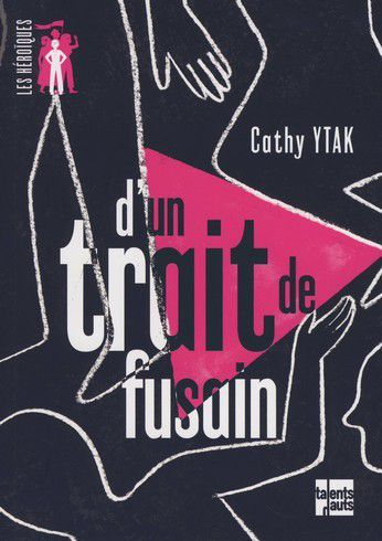 D'un trait de fusain, Cathy Ytak (2017)