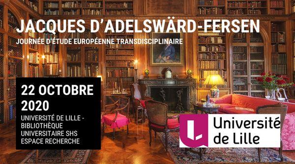 Événements autour de Jacques d'Adelswärd-Fersen, le créateur de la 1ère revue homosexuelle francophone : Akadémos (1909)