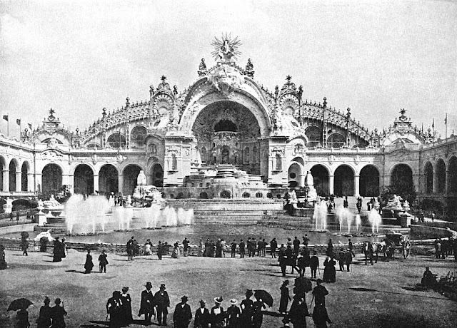 Exposition universelle à Paris 1900