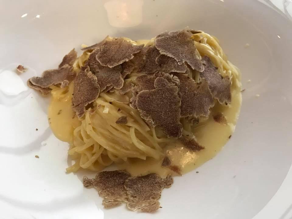 « La pasta, est le mode d'expression le plus abouti du néo-réalisme italien… » signé le critique gastronomique masqué.