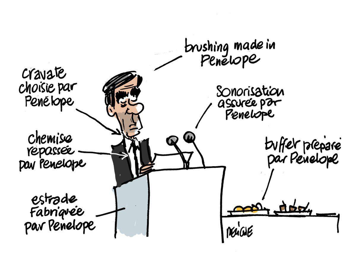 Journal d'1 chroniqueur de campagne (3), «Beaucoup de Français en ont assez d'être de bons élèves alors que d'autres semblent profiter du système.» Fillon