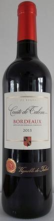 I love le journalisme de comptoir : Pourquoi le vin de bordeaux est-il si cher ? 0,96 € pour le bordeaux Comte de Talem de Carrefour !