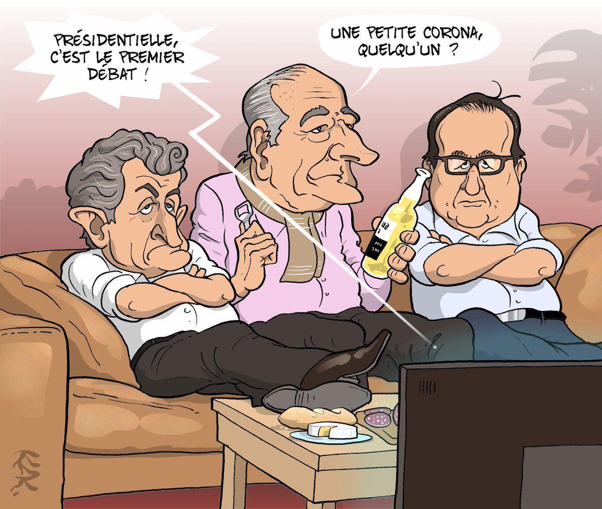 Journal d'1 chroniqueur de campagne(15), le legs si précieux de Jean Poperen, «Je suis le con de service» Le Foll, le clashomètre du débat présidentiel…