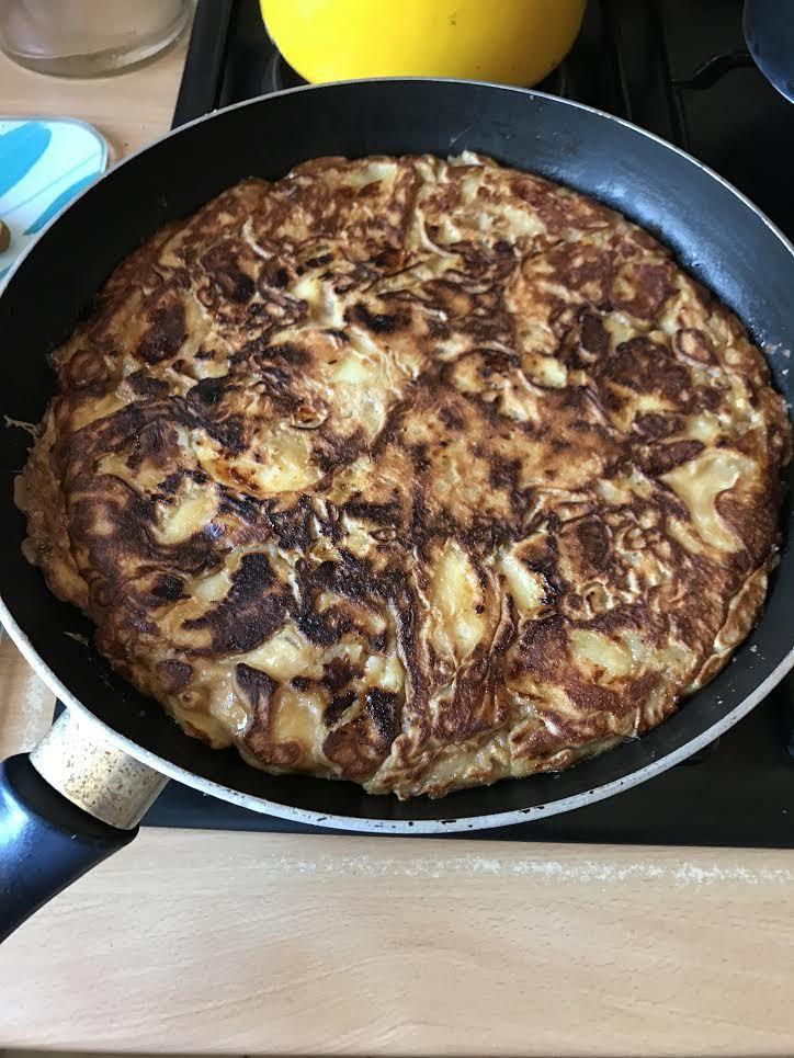 L'e-cuisine du Taulier : Ma pomme… C'est moi... J'suis plus heureux qu'un roi…