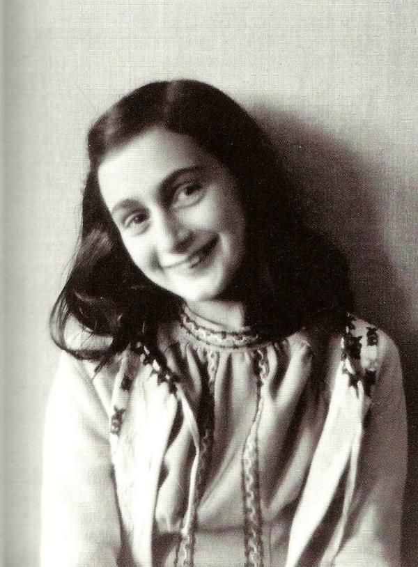 Anne Frank 12 June 1929 – early March 1945
