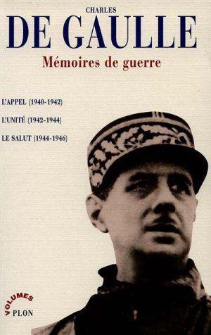 Il serait «vain et même indigne, d'affecter de gouverner, dès lors que les partis ont recouvré leurs moyens et repris leurs jeux d'antan» de Gaulle