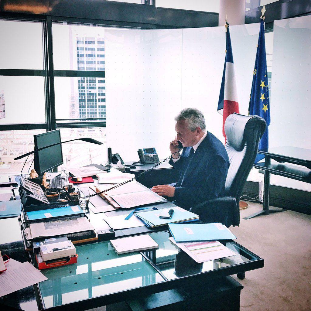 Mais qui est donc ce Bruno Le Maire qui n'a jamais été aussi heureux  dans sa vie politique qu'aujourd'hui ?
