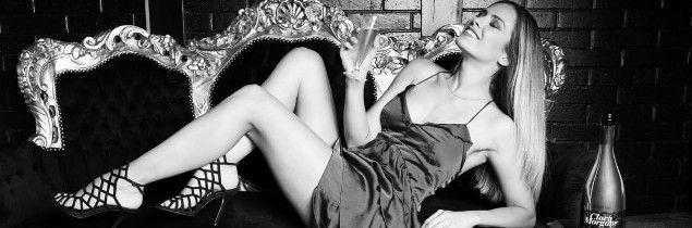 Champagne : « le rose, Champagne by Clara Morgane », sexe dans la chaleur de la nuit des boîtes de nuit… Gorgées de transgression