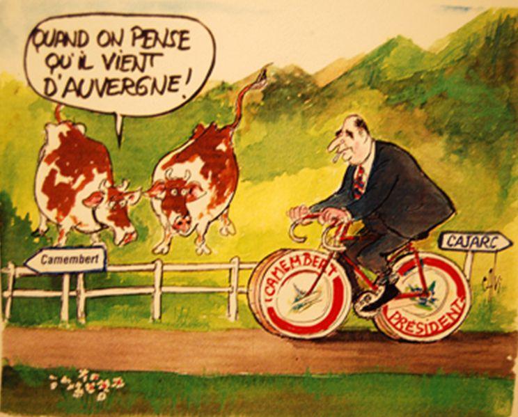 « En ce qui concerne les appellations fromagères… bon nombre d'entre elles sont gérées par des groupes industriels qui ont plus de poids auprès du gouvernement et de Bruxelles que les producteurs de carotte de Créance. » Henri Nallet 1985
