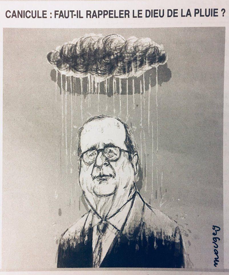 Au secours François Hollande 2022 revient !