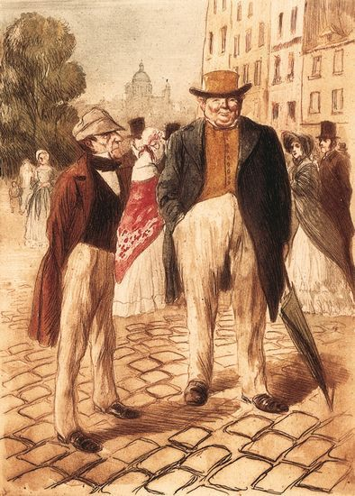 Charles Huard Bouvard et Pécuchet