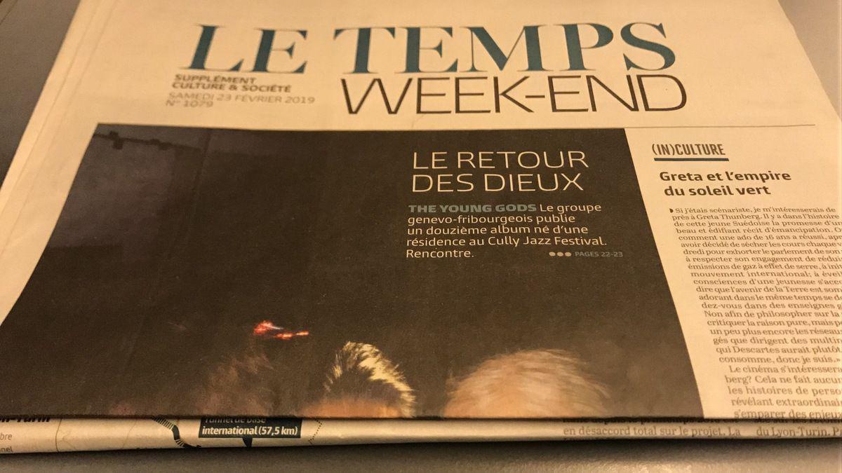 C'est l'histoire d'1 parigot tête de veau affamé qui samedi dernier à Genève débarqua au Gouzer Oyster bar pour manger des huîtres…