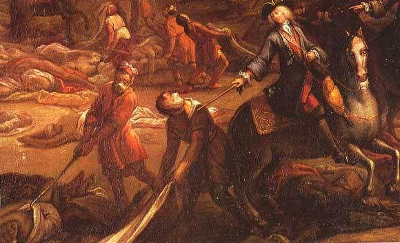 Brèves de lavoir (2) la mort noire 1348