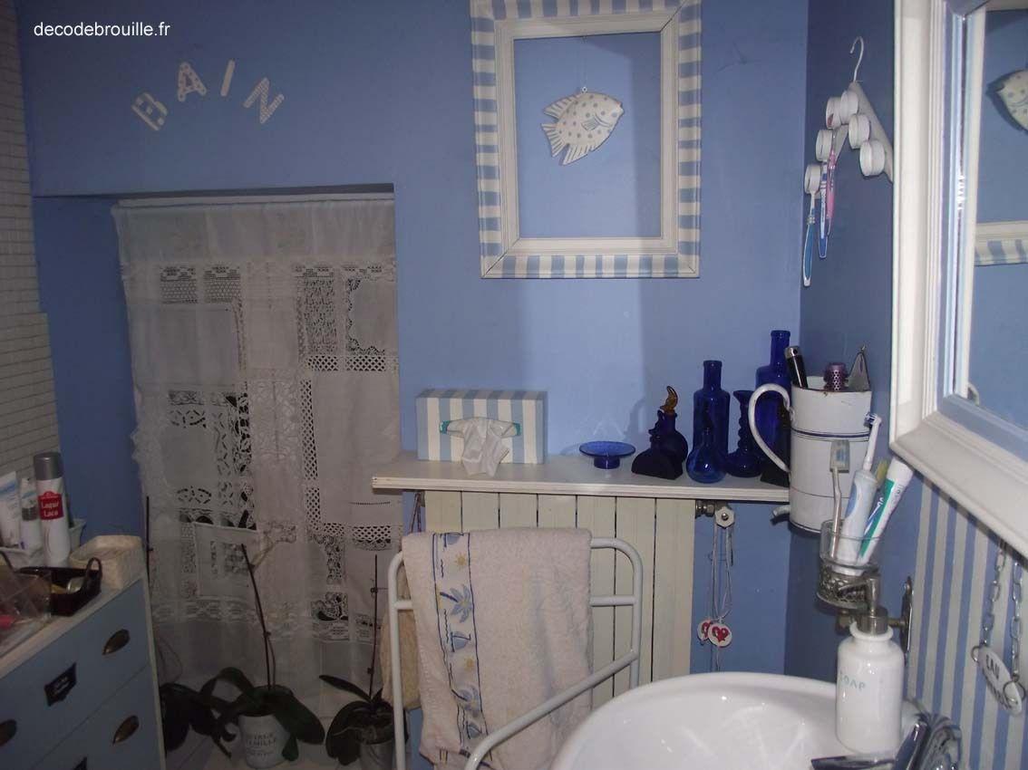 cr er un rideau avec des napperons et des mouchoirs d cod brouille. Black Bedroom Furniture Sets. Home Design Ideas