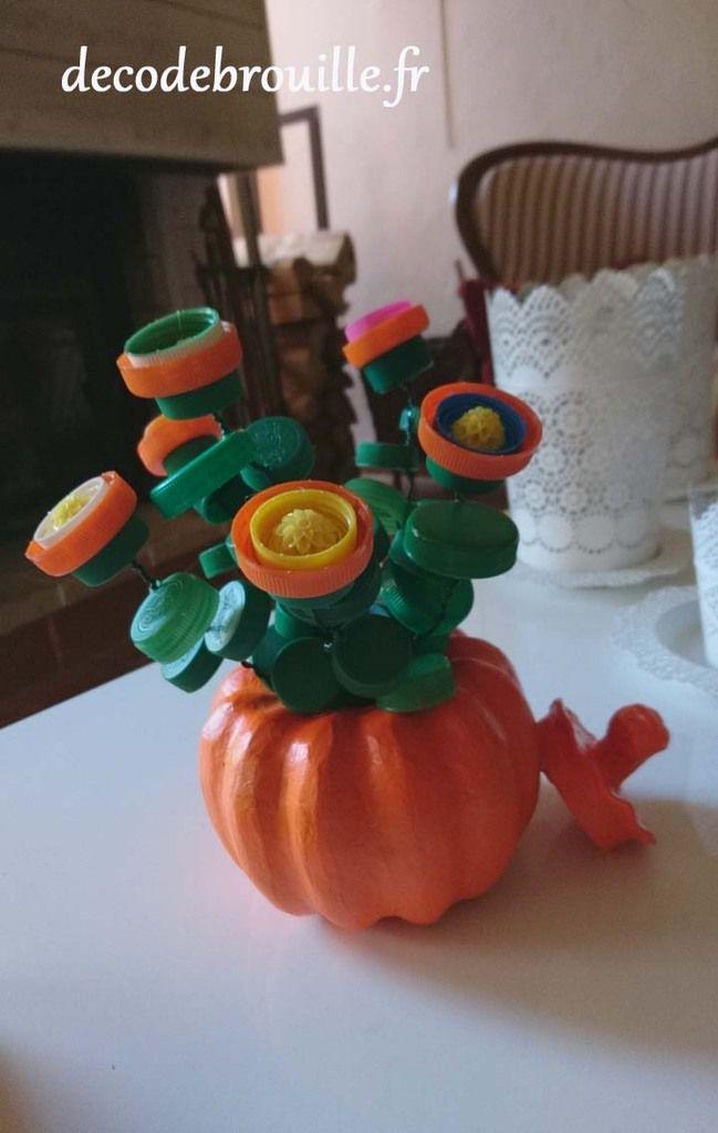 Bouquet d'halloween