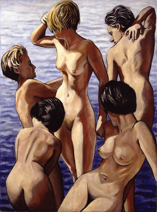 Picabia - 5 femmes - 1942