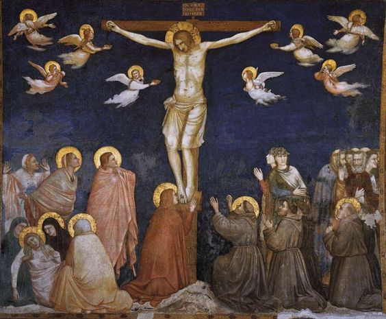 Crucifixion, Assise