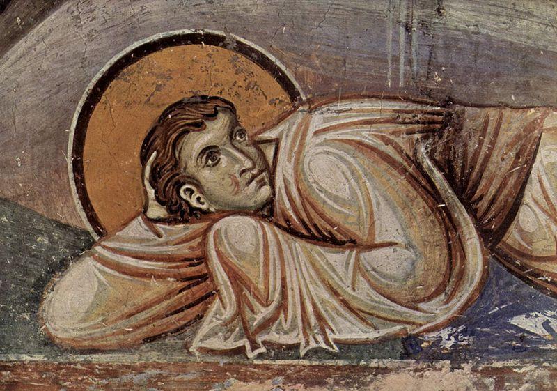 Nerezi, fresques, XIIe siècle