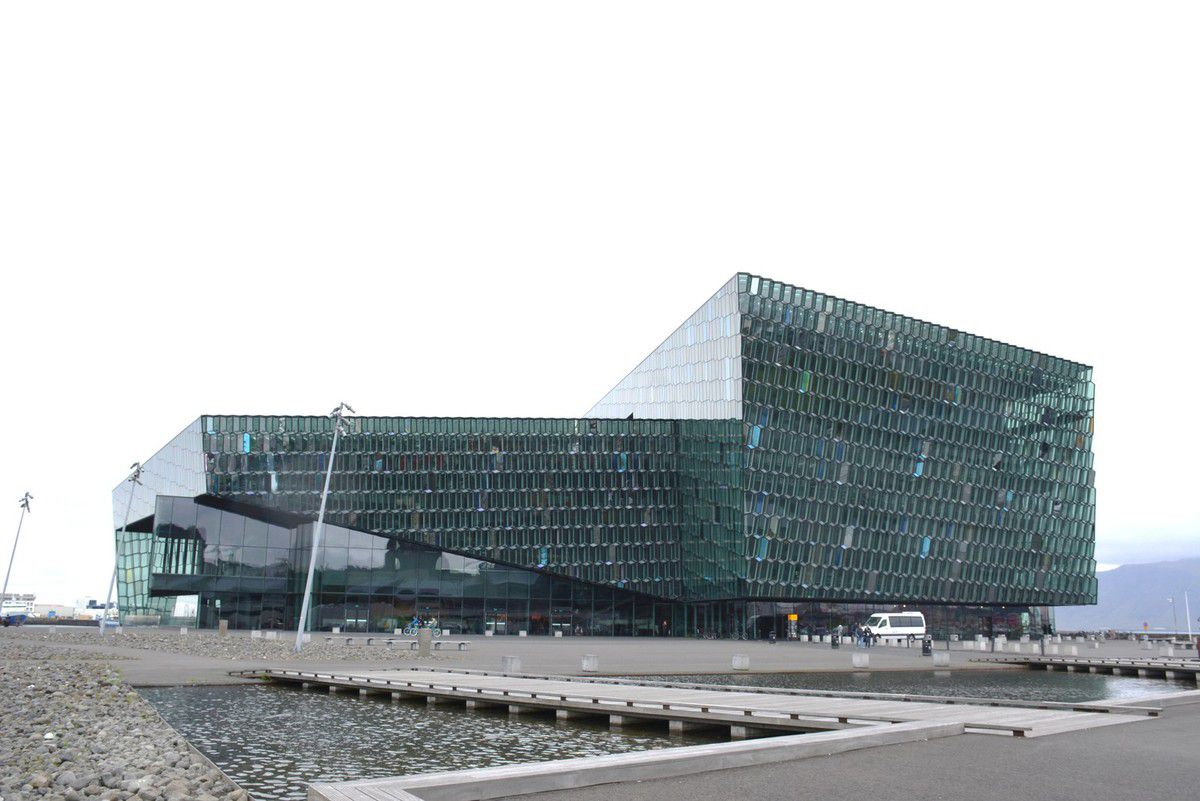 Harpa - Islande - Reykjavik - Photos: Lankaart (c)