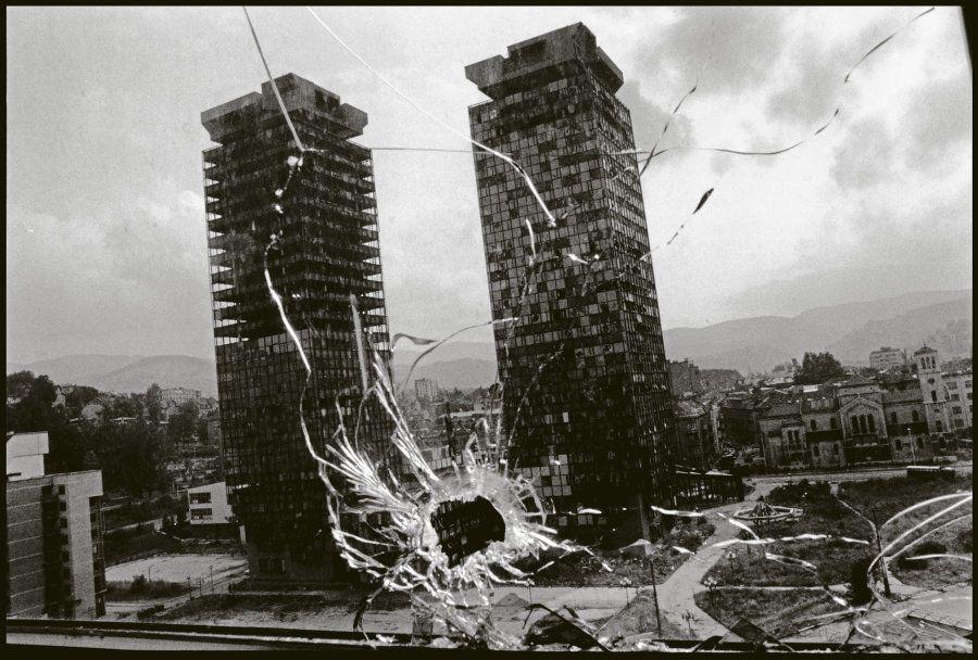 Sarajevo, 1992-1996