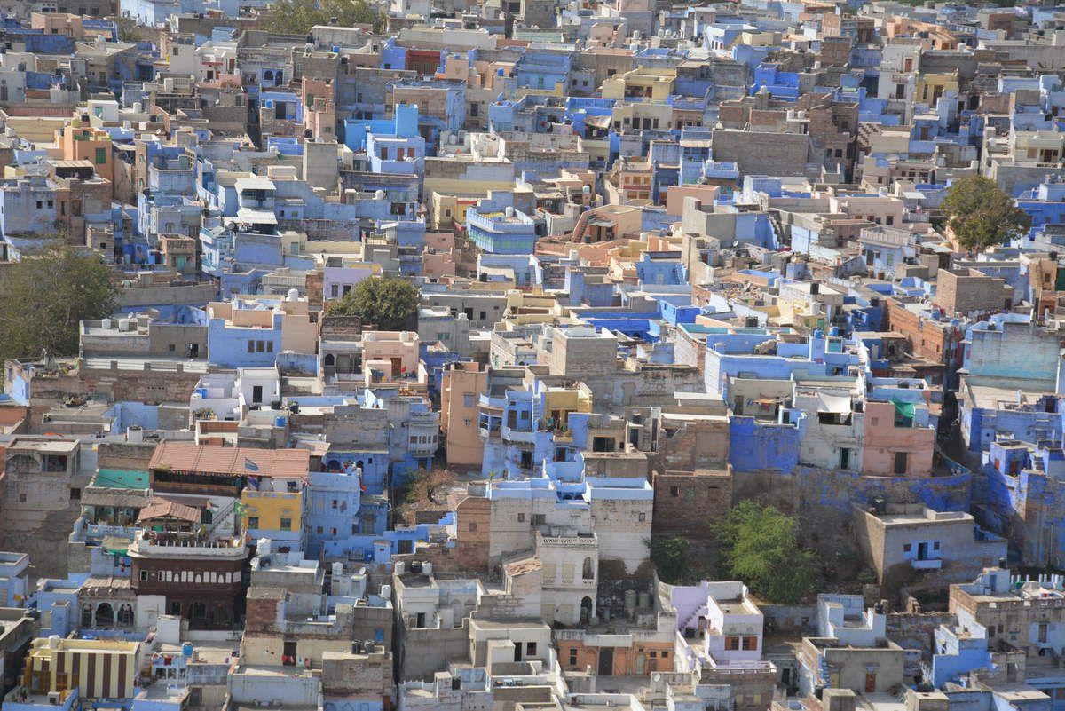 Rajasthan - Jodhpur - Photos: Lankaart (c)