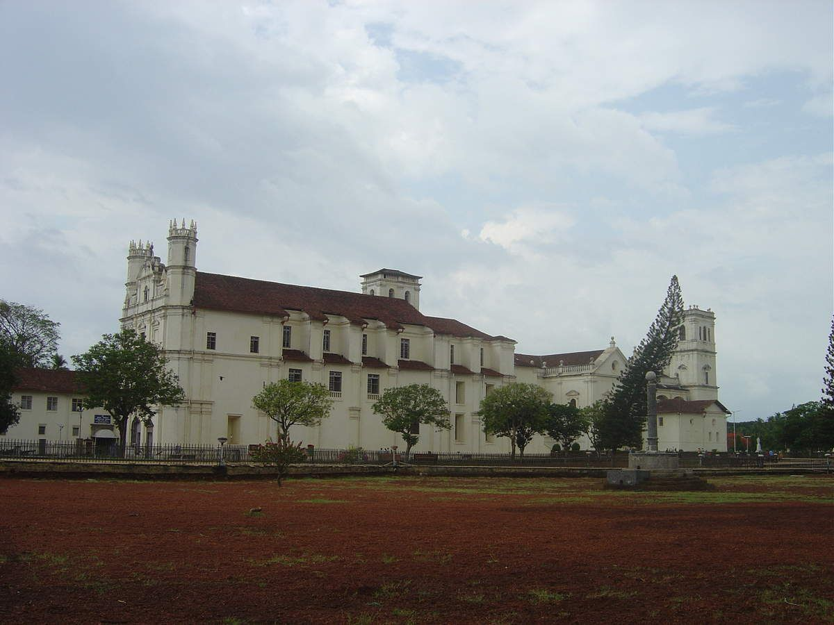 Goa - Patrimoine mondial UNESCO - Photos: Lankaart (c)
