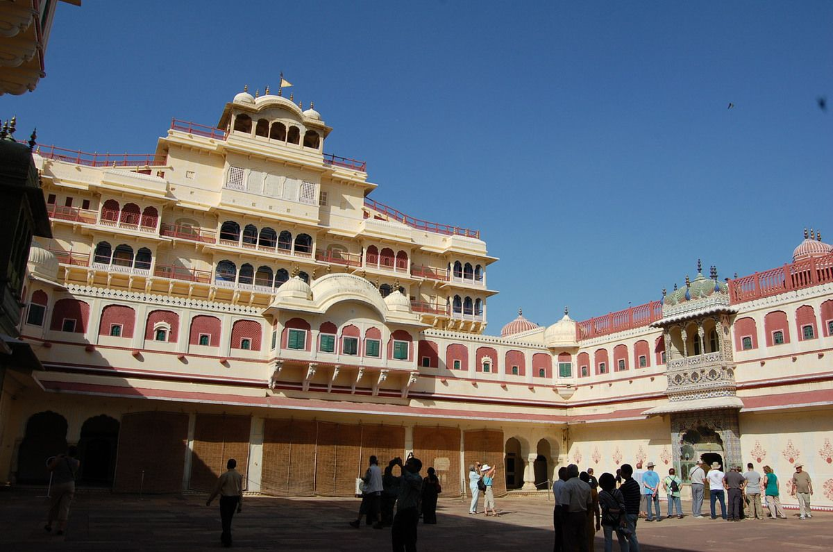 Rajasthan - Jaipur - Photos: Lankaart (c)