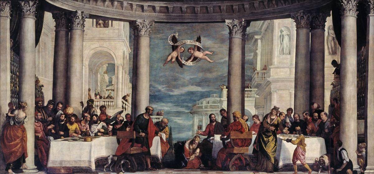 Repas chez Simon le Pharisien