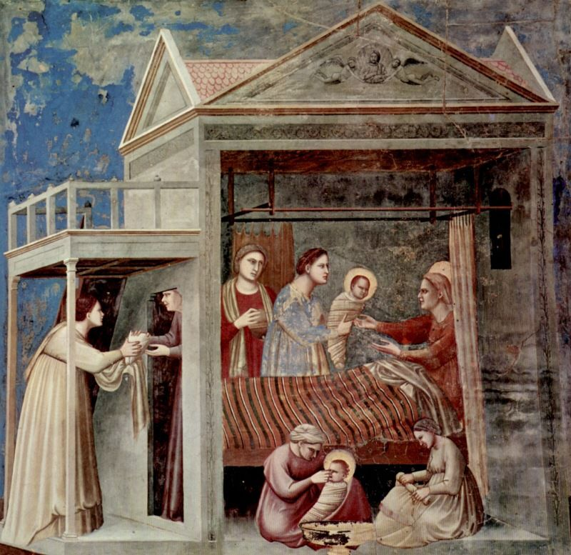 Giotto Marie