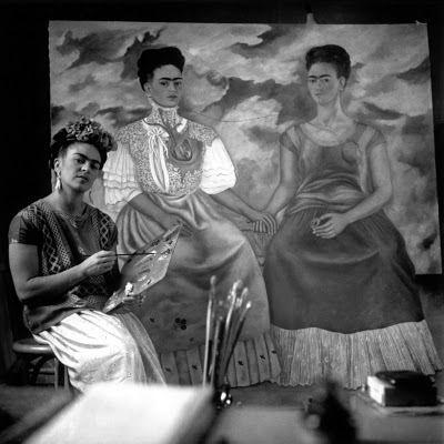 Les Deux Fridas - Frida Kahlo