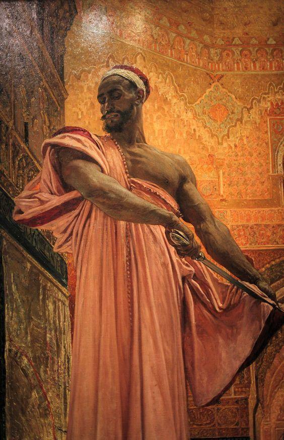 Henri Regnault - Exécution sans jugement sous les rois maures de Grenade