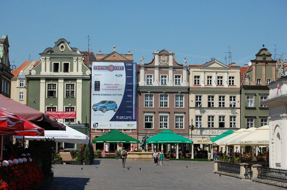 Poznan - Pologne - Photos: Lankaart (c)