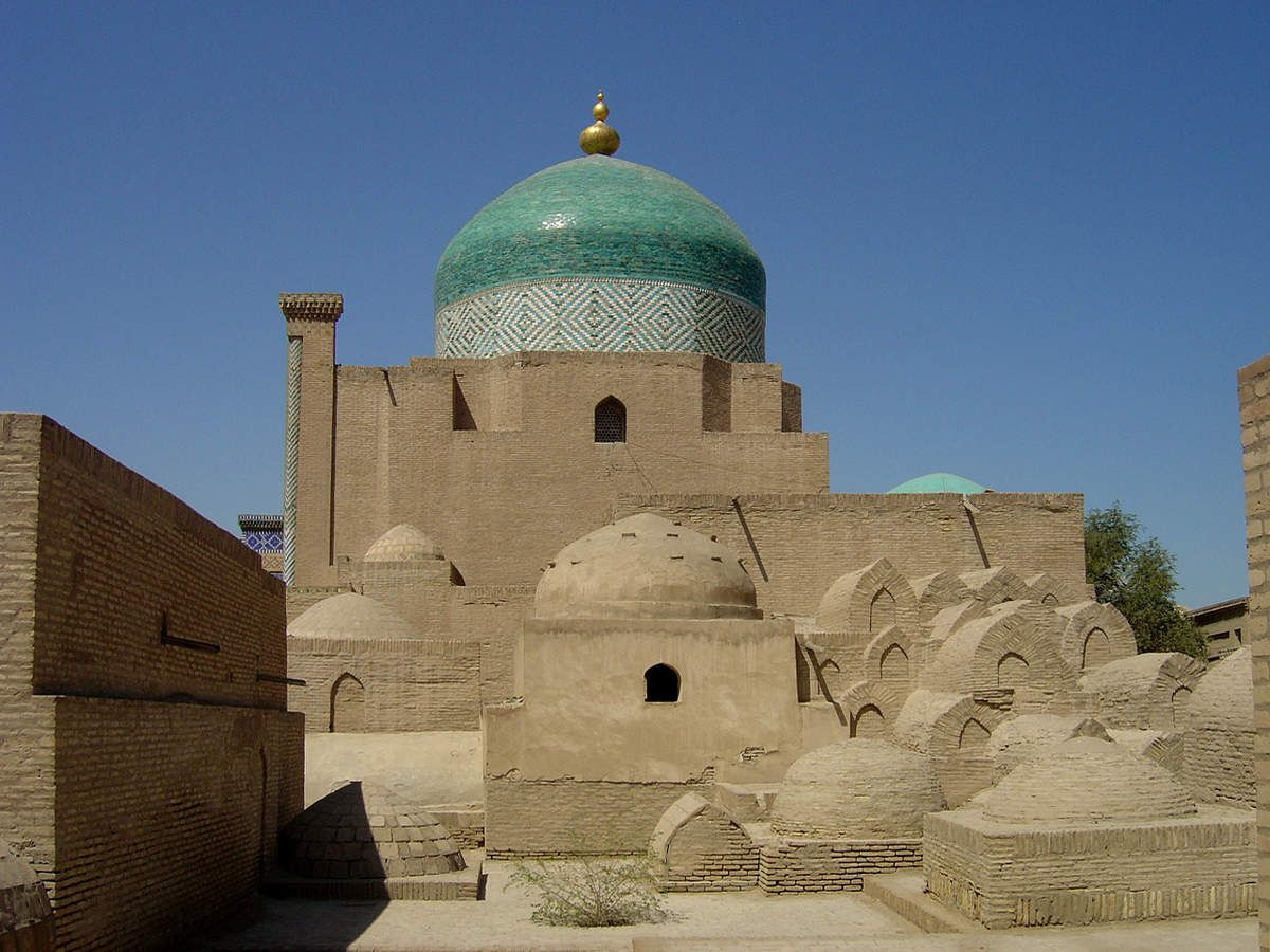 Khiva - Photos: Lankaart (c)