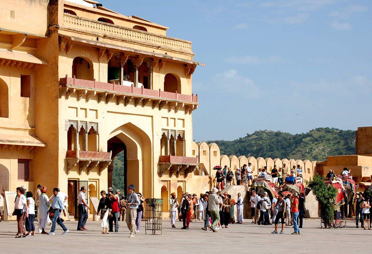 Agra, Amber, Jodhpur, Chittorgarh, Udaipur - Photos: Lankaart (c)