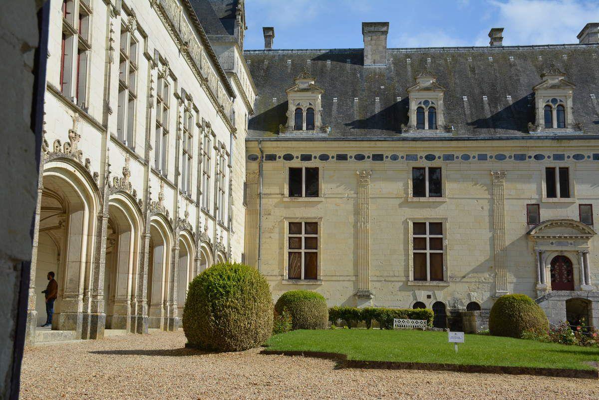 Château de Brézé - Photos: Lankaart (c)