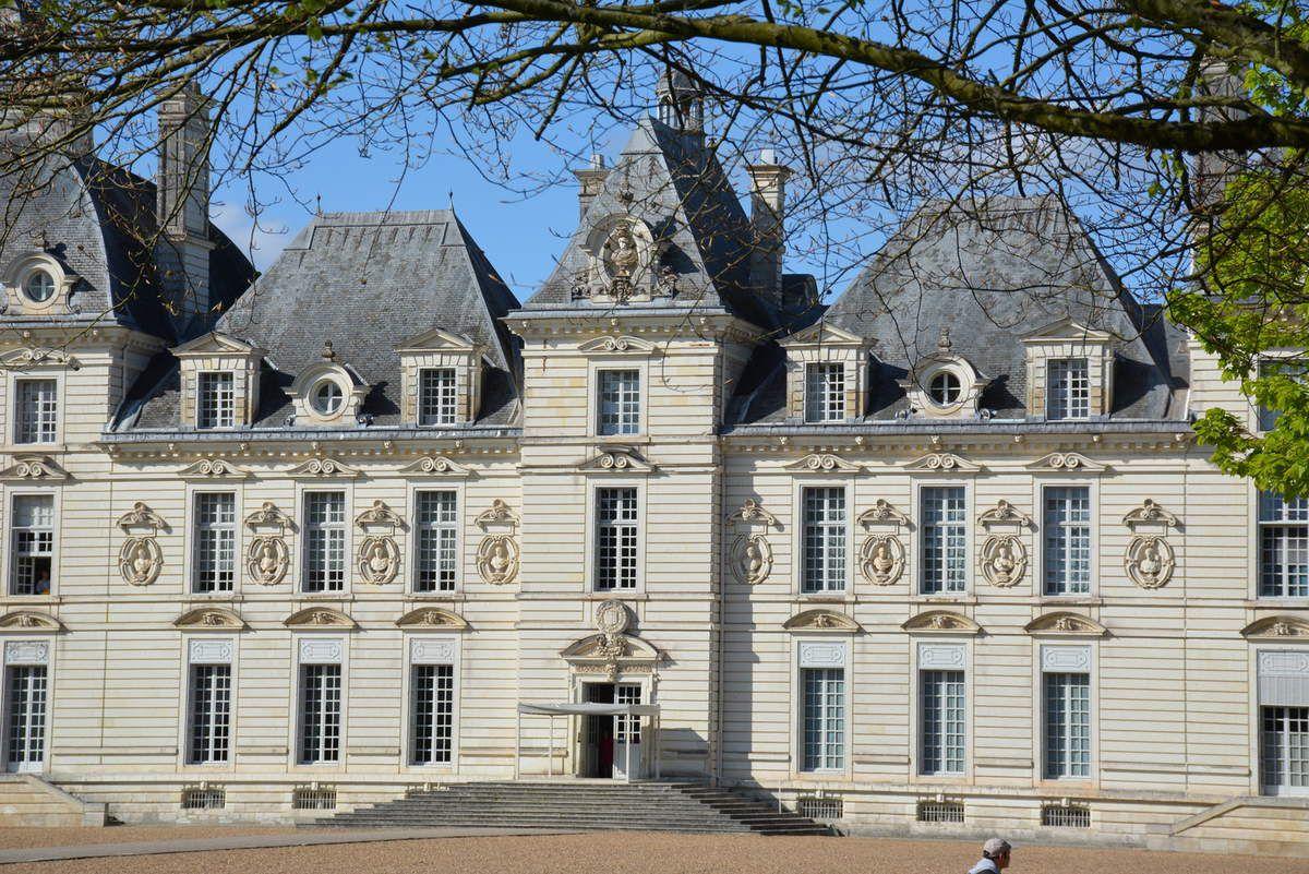 Châteaux de la Loire - Château de Cheverny - Photos: Lankaart (c)